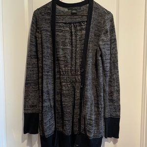 Calvin Klein Cardigan - Black and Grey